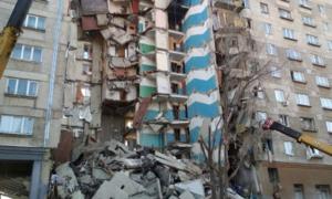 Nổ khí ga ở chung cư Nga, ít nhất 3 người thiệt mạng