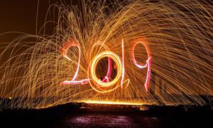 Người dân thế giới rộn ràng đón năm mới
