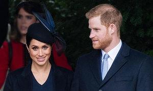 Meghan cấm Harry uống rượu và trà để cải thiện sức khoẻ trong năm mới
