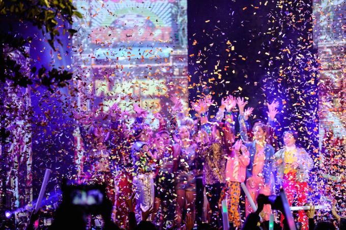 Hàng nghìn cư dân Ecopark dự lễ hội countdown, ngắm pháo hoa - 6