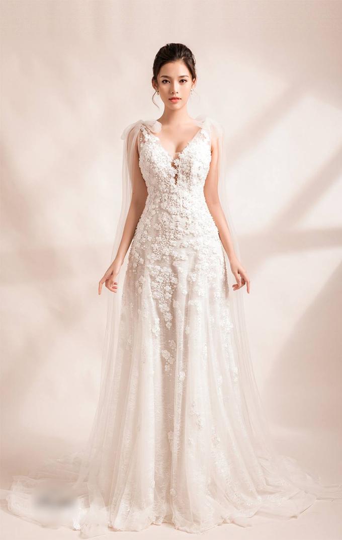 NTK Vĩnh Thụy bày cách chọn váy cưới để không vướng 'nghi án mang bầu'