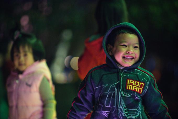 Hàng nghìn cư dân Ecopark dự lễ hội countdown, ngắm pháo hoa - 8