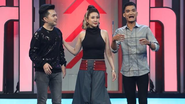 Song Luân, Cao Thái Hà hội ngộ trên sân khấu Bộ 3 siêu đẳng - 6