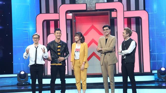 Song Luân, Cao Thái Hà hội ngộ trên sân khấu Bộ 3 siêu đẳng