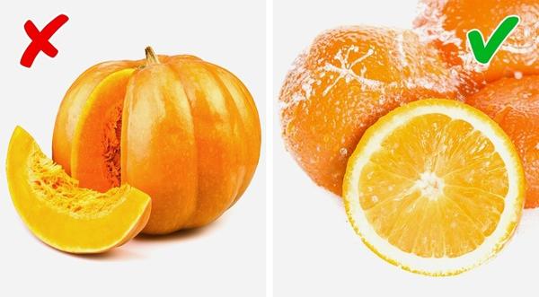 Cam Bí đỏ chứacholine được chuyển hóa thành trimethylamine, gây ra mùi cơ thể xấu. Trong khi đó, hương thơm tự nhiên của cam giúp giảm mùi hương khó chịu.