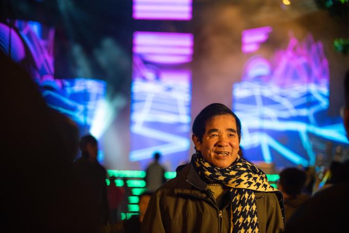 Hàng nghìn cư dân Ecopark dự lễ hội countdown, ngắm pháo hoa - 9