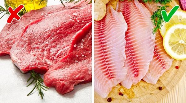 Cá Hạn chế thịt đỏ không chỉ mang lại nhiều lợi ích cho sức khỏe mà còn giúp ngăn ngừa mùi cơ thể. Ăn cá giúp giải phóng cơ thể khỏi những mùi khó chịu gây ra bởi thịt đỏ.