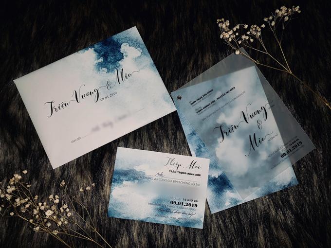 Theo chia sẻ từ trước của MiA, cô sẽ tổ chức lễ vu quy vào ngày 7/1/2019 ở Vĩnh Long - quê gốc của cô dâu. Đến ngày 9/1/2019, MiA sẽ cùng hôn phu Triệu Vương cử hành lễ thành hôn tại TP HCM - quê chú rể. Ảnh: NVCC