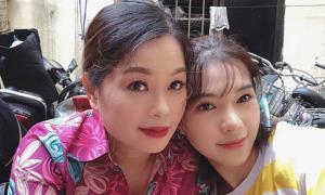 Lưu Đê Ly, Thanh Tú thân thiết ở hậu trường 'Chạy trốn thanh xuân'