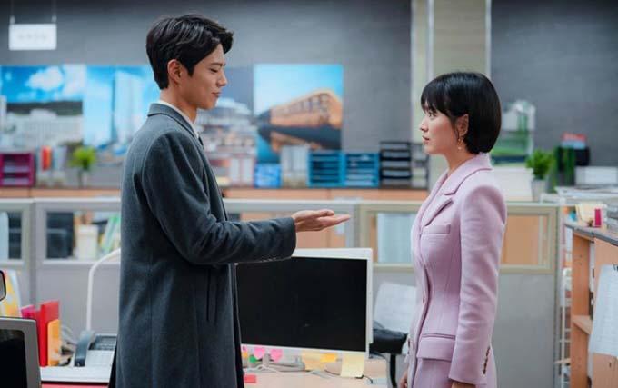Tình yêu của Soo Hyun và Jin Hyuk thêm thăng hoa ở nửa sau của phim.