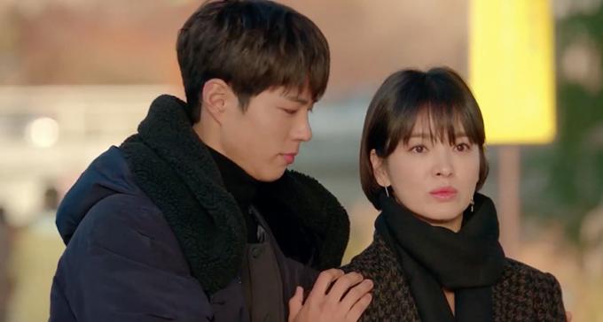 Song Hye Kyo và Park Bo Gum thiếu sự đa dạng về sắc thái cảm xúc.