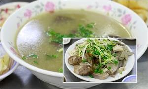Bốn món cháo nóng hổi ngày Sài Gòn trở lạnh