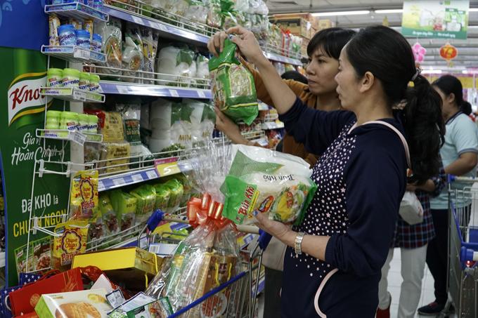 Nhiều lựa chọn mua sắm dịp Tết đến từ Co.opmart và Co.opXtra