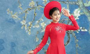 NTK Quyên Nguyễn gợi ý áo dài cho cô dâu bắp tay to