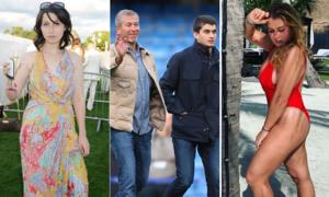 Con gái tỷ phú Abramovich 'nổi loạn', con trai thành danh
