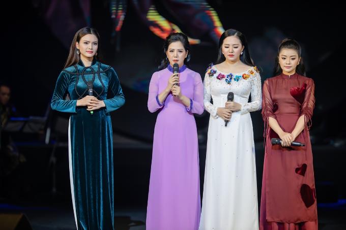 Đinh Hiền Anh xúc động khi hát tác phẩm của nhạc sĩ An Thuyên - page 2 - 3