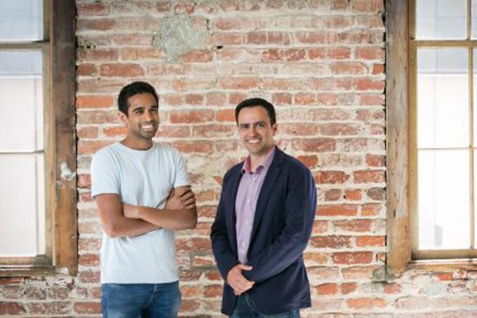 Hai nhà đồng sáng lậpMixpanel: Suhail Doshi (trái)vàAmir Movafaghi. Ảnh: CNBC.