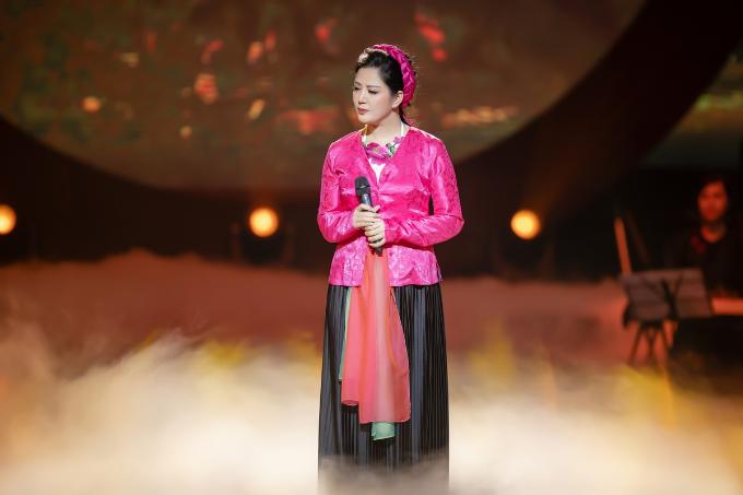 Đinh Hiền Anh xúc động khi hát tác phẩm của nhạc sĩ An Thuyên - 2