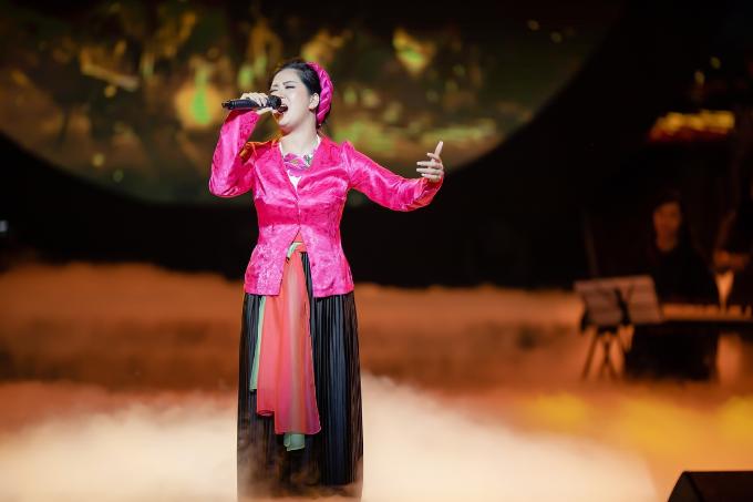 Đinh Hiền Anh xúc động khi hát tác phẩm của nhạc sĩ An Thuyên - 7