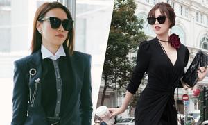 4 chị đẹp 'đụng hàng' trên màn ảnh Việt