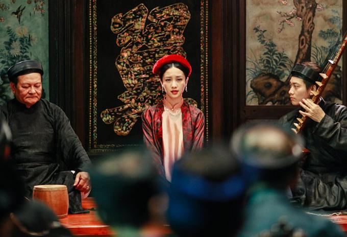 Jun Vũ diễn xuất thất bại trong Người bất tử.