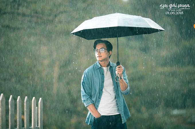Mai Tài Phến diễn không cảm xúc trong phim Em gái mưa.