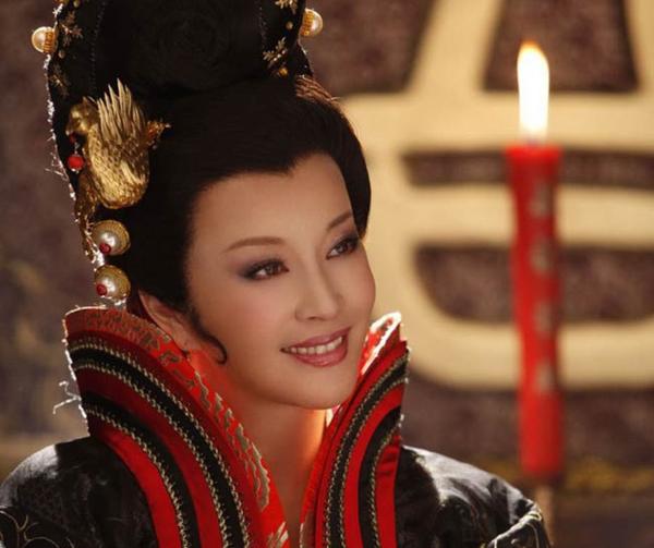 Lưu Hiểu Khánh trong Võ Tắc Thiên bí sử.