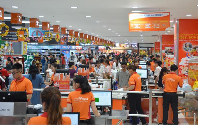 Siêu thị Co.opXtra Phạm Văn Đồng là điểm mua sắm thú vị các mặt hàng nhu  yếu phẩm chất lượng cao cho dân cư tại Quận Thủ Đức, TP HCM và khu vực  lân cận.