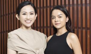 Trâm Nguyễn giúp Phạm Quỳnh Anh lấy lại nét thanh xuân cho làn da