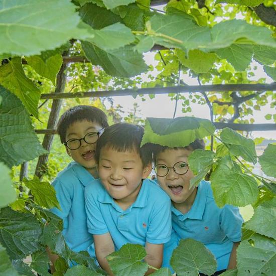Dàn nhóc tì sinh ba của Song Il Gook ngày càng đáng yêu - 8
