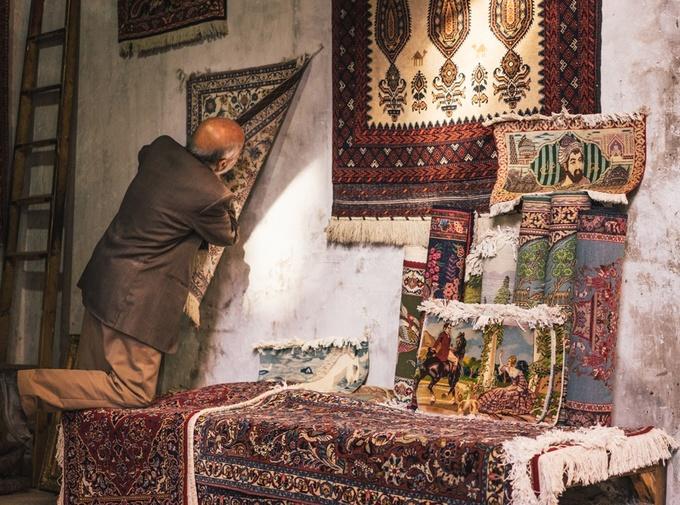Những điều thú vị không ngờ tới ở xứ sở Ba Tư