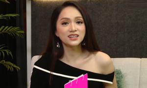 Hương Giang lần đầu làm 'host' trong chương trình gameshow