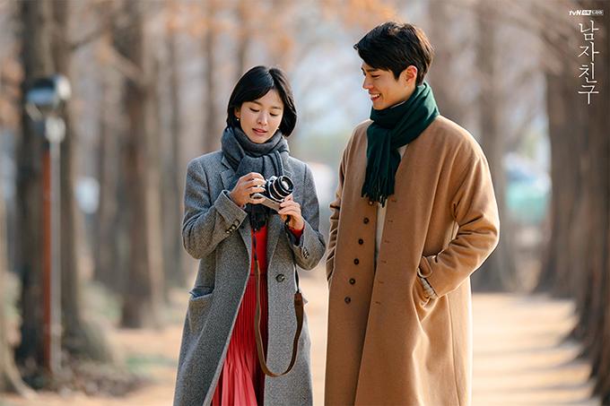Jin Hyuk và Soo Hyun hẹn hò mỗi ngày.