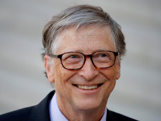 Bill Gates: Tôi rửa bát mỗi tối. Ông cưới vợ cùng năm với tỷ phú Bezos (1994) nhưng hôn nhân vẫn bền vững sau 25 năm. Ảnh:Reuters.