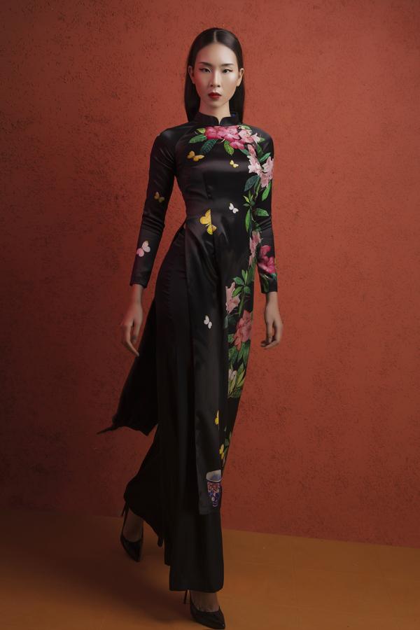 Bộ ảnh được thực hiện với sự hỗ trợ của stylist Hoàng Anh Nguyễn, make-up Sơn Tùng, model: Đông Hạ.
