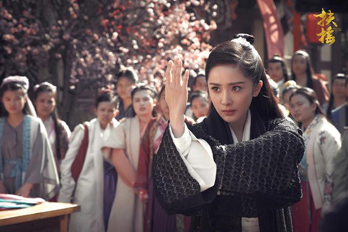 Nhận nhiều gạch đá, Phù Dao hoàng hậu của Dương Mịch vẫn được fan của nữ diễn viên ủng hộ.