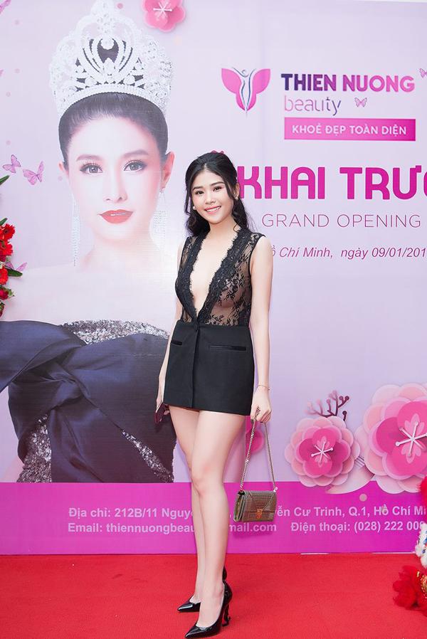 Hoa hậu Doanh nhân Việt Đông Nam Á 2018 - Phạm Hoàng Diễm My