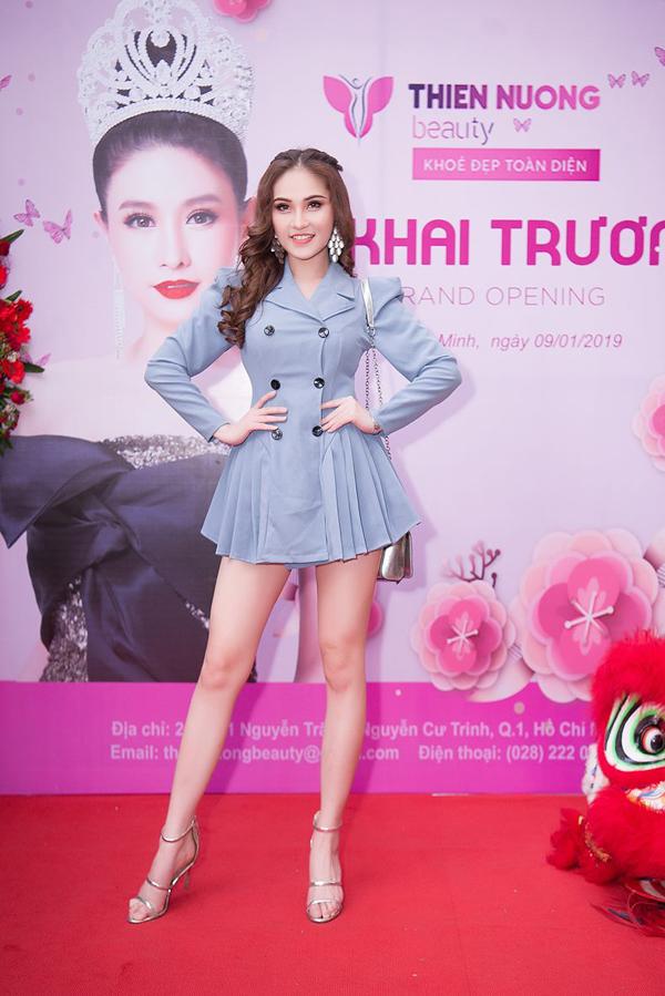 Hoa hậu Việt Nam Châu Á 2018 - Gia Hòa