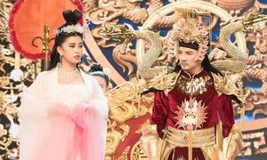 Hoa hậu Tiểu Vy lần đầu thử đóng kịch