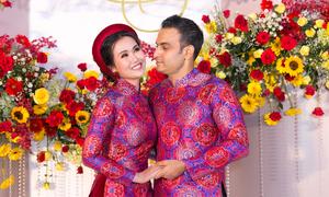 Võ Hạ Trâm lấy chồng Ấn Độ
