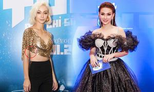 6 sao Việt mắc lỗi trang phục tuần qua