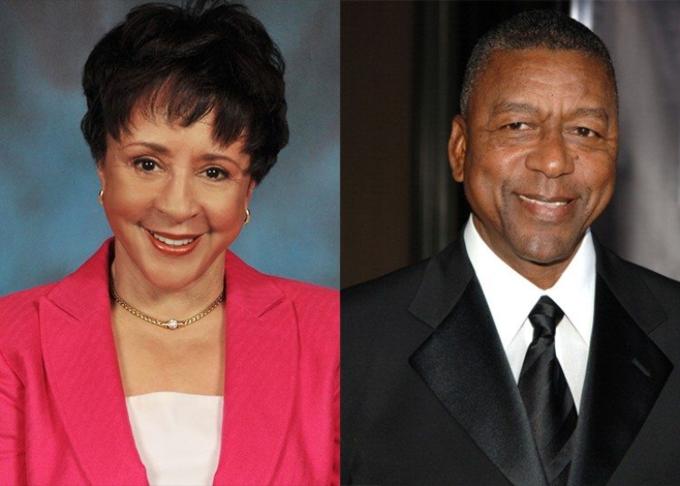 Bob và Sheila Johnson đổ vỡ là một trong những vụ ly hôn đắt nhất lịch sử. Ảnh:The Dome Of Parenting.