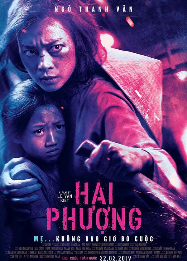 Poster của phim Hai Phượng.