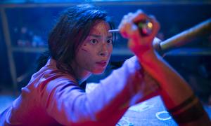 Ngô Thanh Vân hóa nữ siêu anh hùng trên màn ảnh Việt