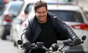Tom Cruise đóng thêm hai phần 'Nhiệm vụ bất khả thi'