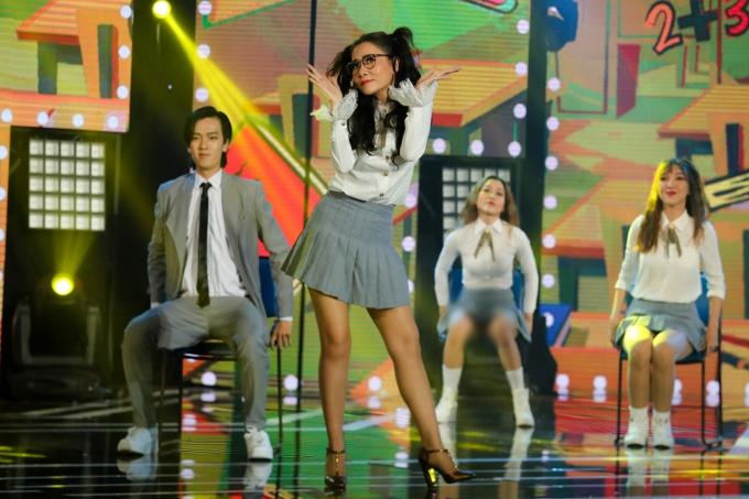 Thu Minh là ca sĩ khách mời chương trình Gala nhạc Việt số 13, chủ đề