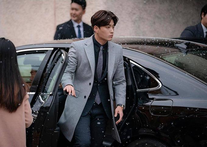 Jang Seung Jo trong vai Woo Seok.