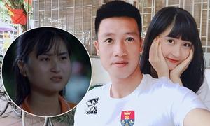 Bạn gái tiền vệ Huy Hùng đóng vai kẻ cắp