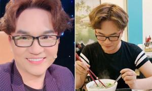 MC Đại Nghĩa 'ngượng chín mặt' khi chủ quán khen đẹp trai
