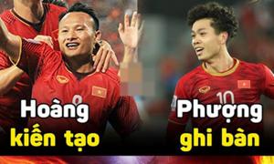 'Phượng - Hoàng' tung cánh mang về chiến thắng cho Việt Nam